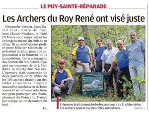 Tir Le Puy 5 mai